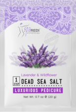 Dead Sea Salt Pedicure