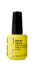 FPO - Soak Off Top Coat