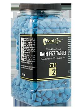 Foot Spa - Anti-Bacterial Bath Fizz Tablets