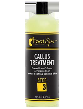 Foot Spa - Callus Treatment