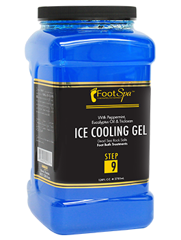 Foot Spa - Ice Cooling Gel