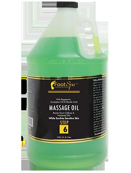 Foot Spa - Massage Oil