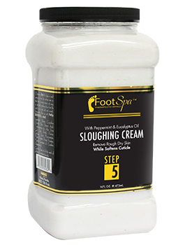 Foot Spa - Sloughing Cream