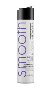 Keragen - Color Enhance Purple Shampoo