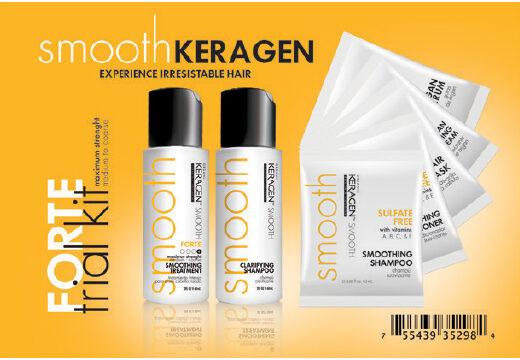 Keragen - Forte Trial Kit