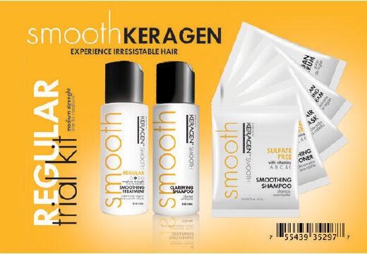 Keragen - Regular Trial Kit