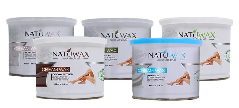 Natuwax - Cream Wax