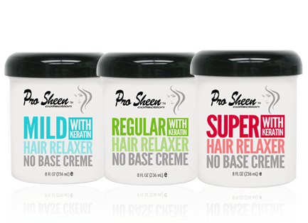 ProSheen - Cream Hair Relaxer