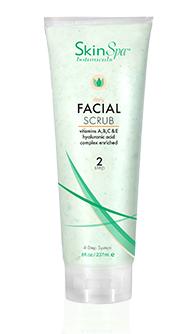 Skin Spa - Facial Scrub